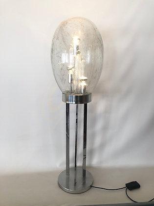 Glaslampe Doria