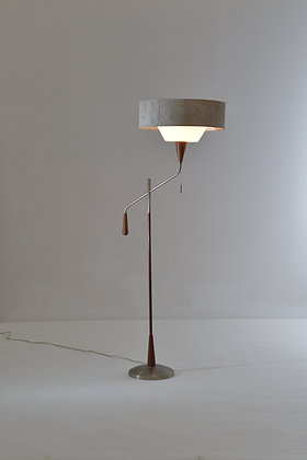 50's Stehlampe