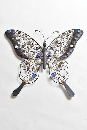 Wanddecko Schmetterling