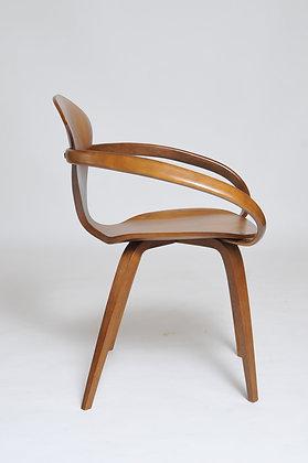 Norman Cherner Pretzel Chair