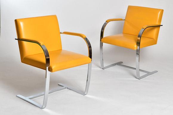 Ludwig Mies van der Rohe BRNO Chairs