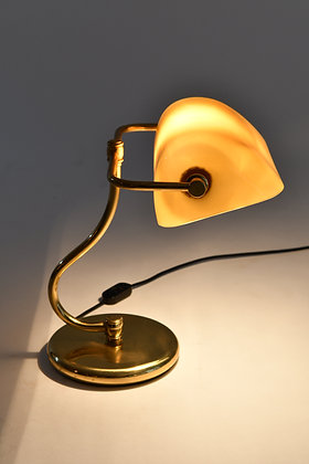 Banker Lampe