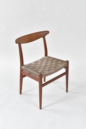 4er Set Hans Wegner Stühle