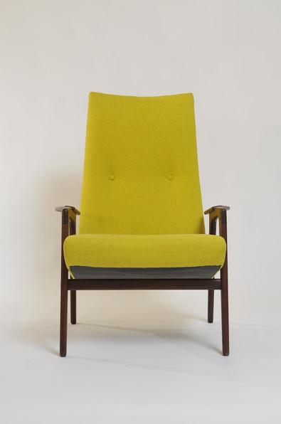 Yngve Ekström Lounge Chair