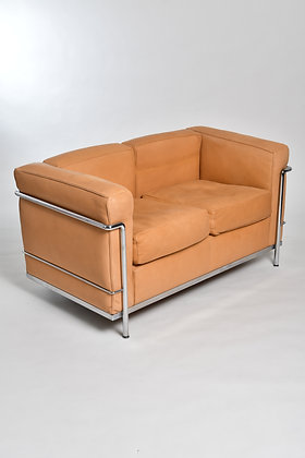 Le Corbusier LC2 Ledersofa