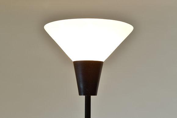 Relux Stehlampe mit Glasschirm