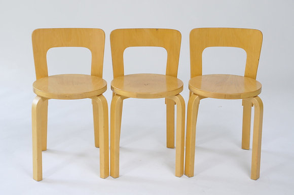 Alvar Aalto Stühle