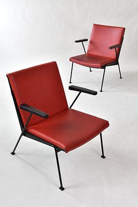 Wim Rietveld Oase Chairs