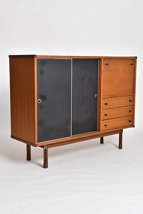 George Coslin Highboard in Teak