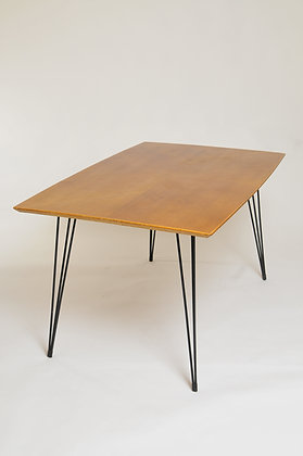 50s Dining Table Harpin Legs