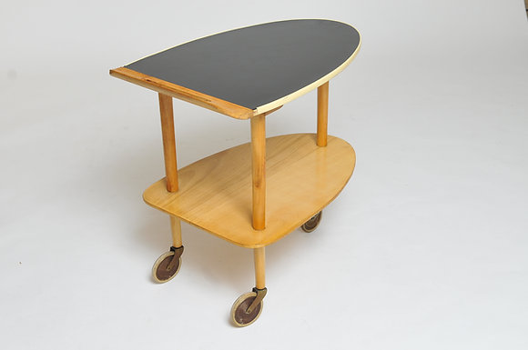 1950s Tripod Tea Trolley