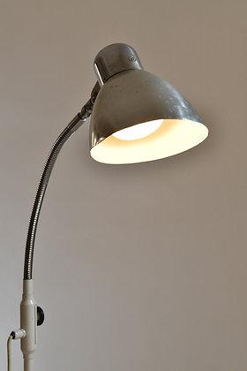 Industrielampe Schwanenhals