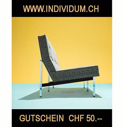 Gutscheine CHF 50.--