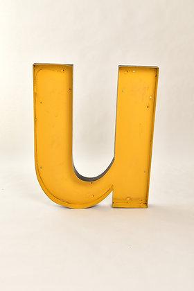 """Der Buchstabe """"U"""""""