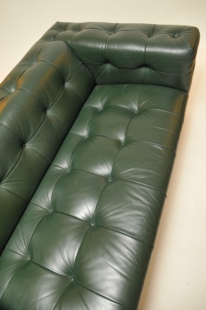 Sofa Chesterfield Robert Haussmann