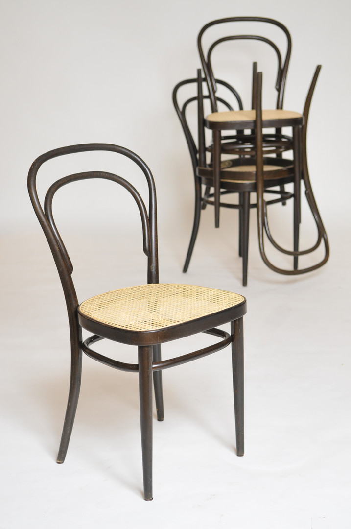 Bugholzstühle Thonet