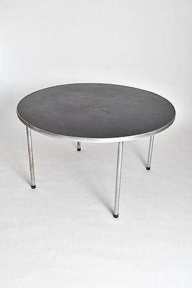 Bauhaus Tisch Linoleum 120cm