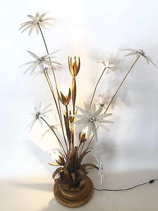 Blumenstehlampe 60/70's