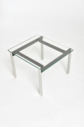 60s Glastisch