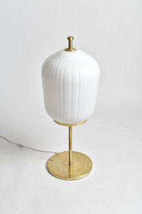 60s Bodenleuchte Murano Glas