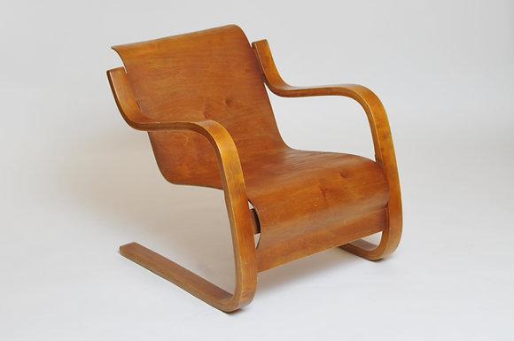 Alvar Aalto Freischwinger Modell 31