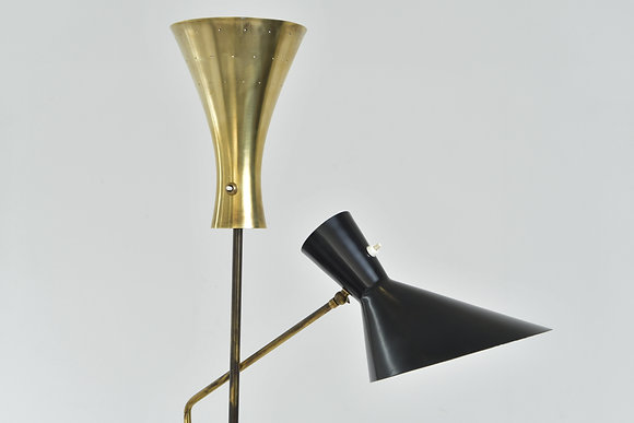 50''s Stehlampe