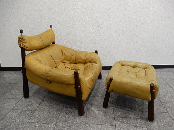 Lounge Chair Percival Lafer