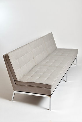 Florence Knoll 3Seater