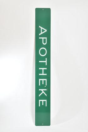 Apotheke Schild