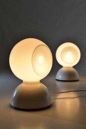 60s Lampenpaar