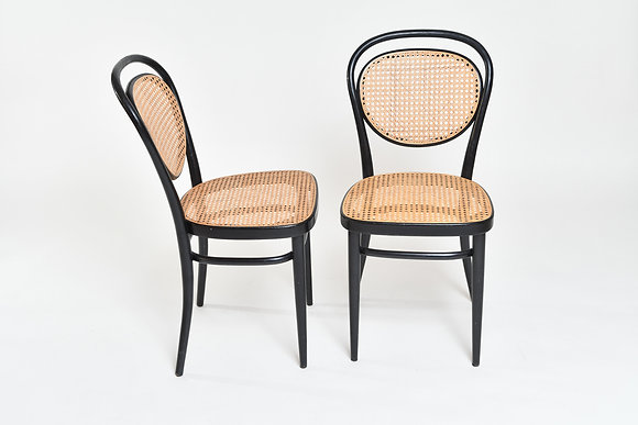 Bugholzstühle Thonet (Paar)