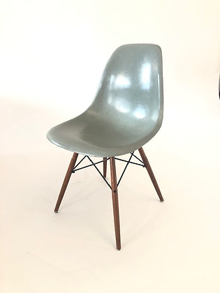 Eames Sidechair in Seafoam