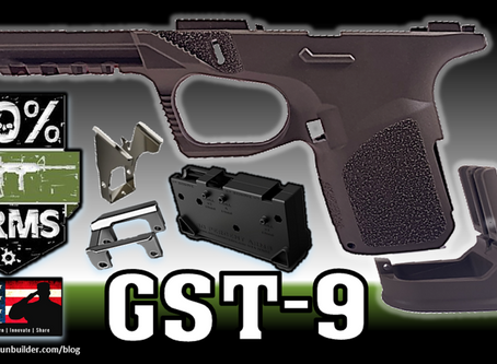 80 Percent Arms GST-9 Overview