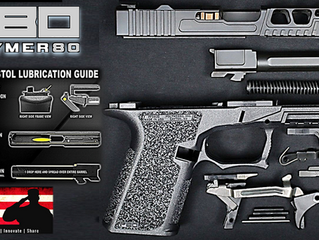 Glock P80 Lubrication Guide
