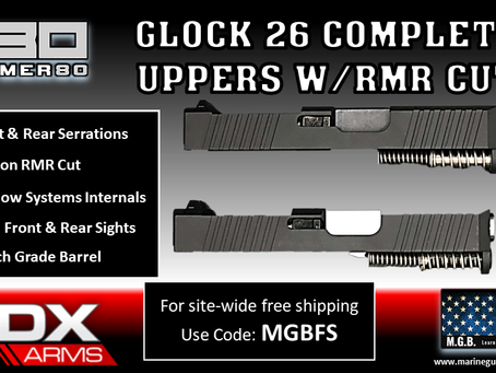 Complete 9mm Upper Deals