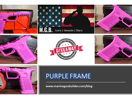 Purple Frame Giveaway!