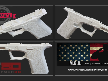 P80 White Frame Give Away!