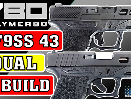 Polymer 80 PF9SS Glock 43 Build