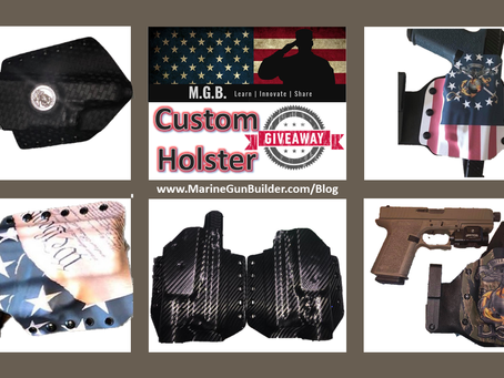 Custom Holster Giveaway