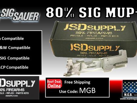 80% Sig Sauer Deals