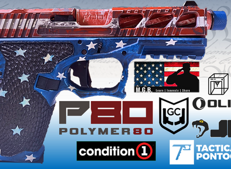 P80 Freedom Giveaway Extravaganza