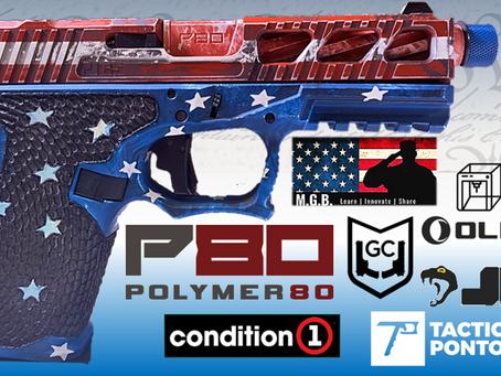 P80 Freedom Giveaway Extravaganza