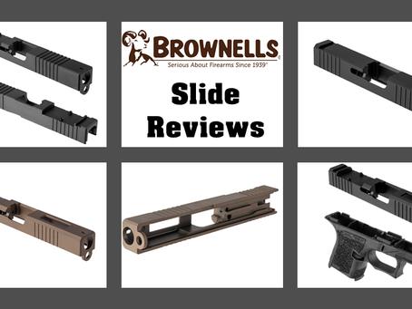 Brownells Slides - Member Reviews