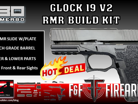 P80 Build Kits on Sale