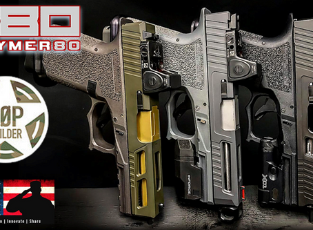 80P Builder Glock 17 Build