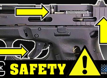 Glock Safety Checks - Glock Build Safety