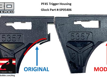 P80 PF45 Trigger Housing Fix
