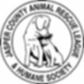Logo: Jasper County Animal Rescue League & Humane Society