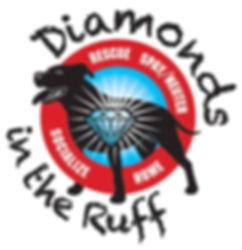Logo: Diamonds in the Ruff