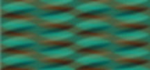 Green waves graphic pattern
